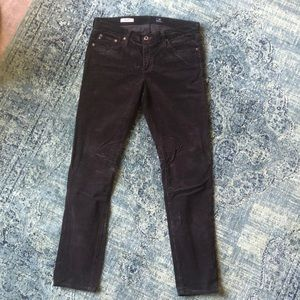 "AG ""the Stilt"" Cigarette Leg Pant"